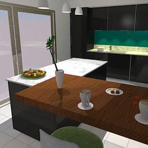 Aménagement cuisine 74