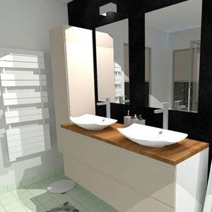 Rénovation salle de bains 74
