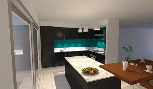 3D cuisine Lyon