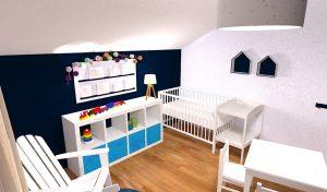 3d chambre bébé