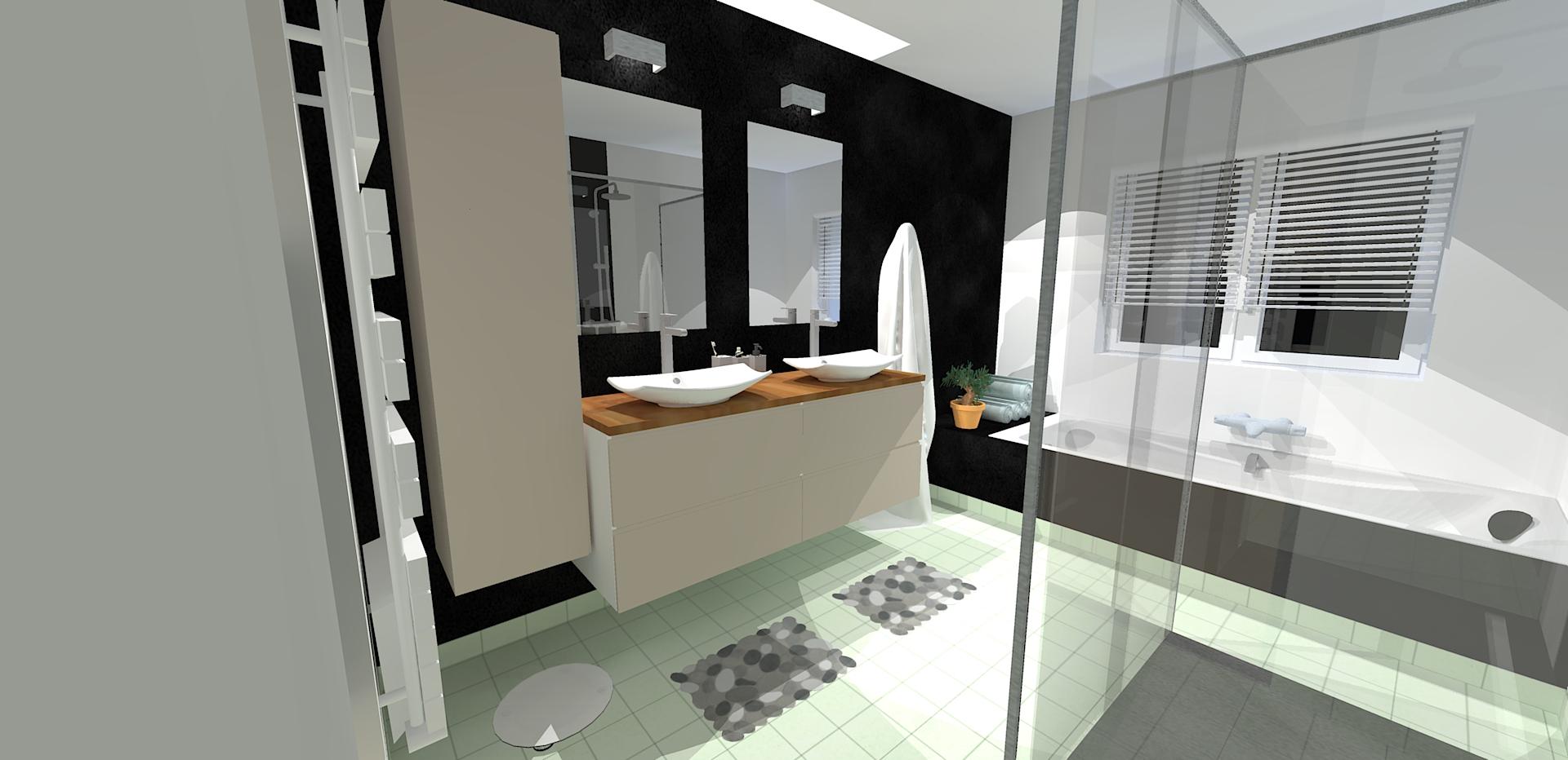 Salle bains rénovation