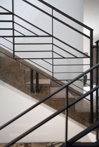 escalier bauhaus