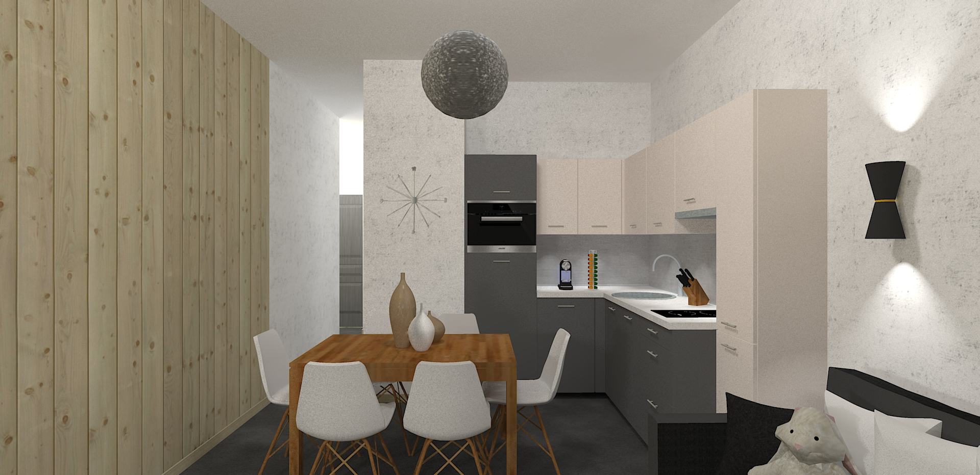 au lotys megevette novembre 2016 aura projets d. Black Bedroom Furniture Sets. Home Design Ideas