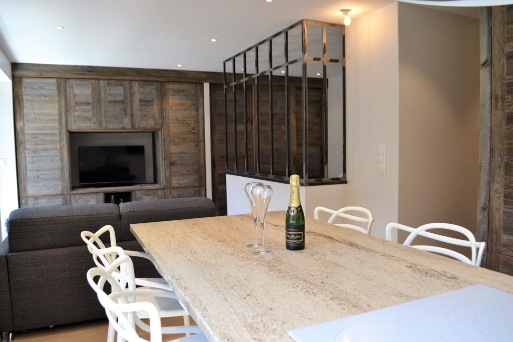 interior design Chamonix