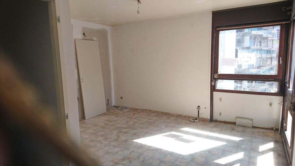 am nagement appartement saint gervais en cours aura. Black Bedroom Furniture Sets. Home Design Ideas