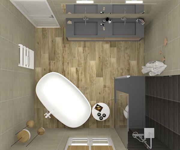 Salle de bains sallanches