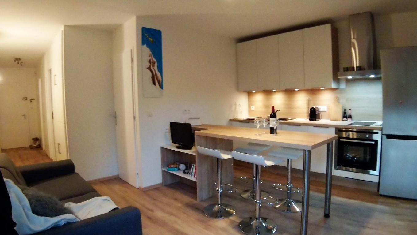 Rénovation appartement à Saint Gervais