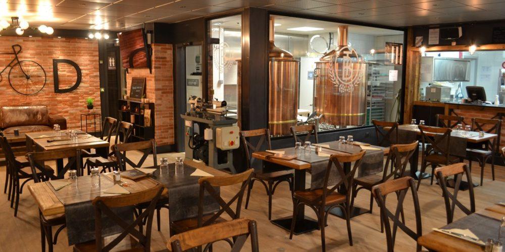 Aménagement Brasserie Haute Savoie